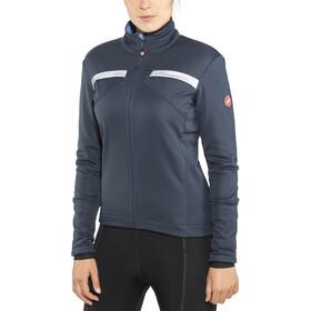 Castelli Dinamica Jacket Women dark/infinity blue